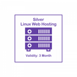 Silver Linux Web Hosting 90...