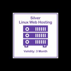 Silver Linux Web Hosting 90...